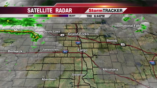 StormTRACKER Weather Webcast Thursday Evening