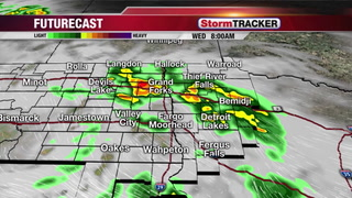 Mostly Cloudy with more T-storms this Afternoon
