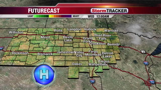 StormTRACKER Tuesday Afternoon Webcast