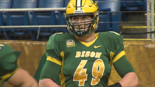 Bison Video Blog - Can't Afford To Lose Player: #2 Nick DeLuca