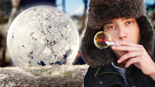 I Tried To Master The Ice Bubble