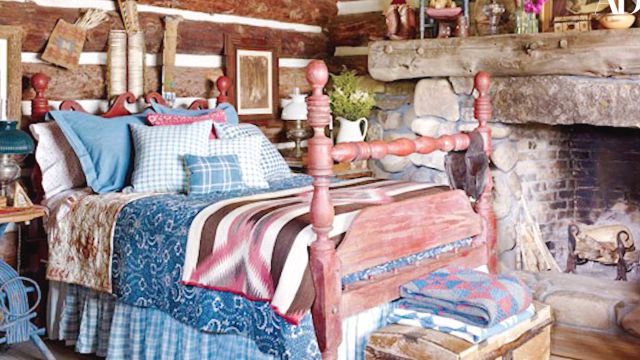 10 Rustic Bedrooms That Bring the Outdoors Inside