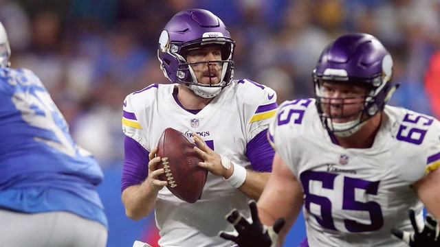 Did Case Keenum put his doubters to rest with this win?