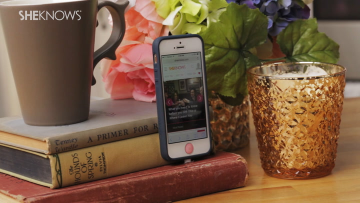 Turn old books into a handy hidden phone charger (VIDEO)