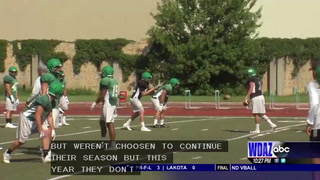 UND leaving no doubt in more than just football