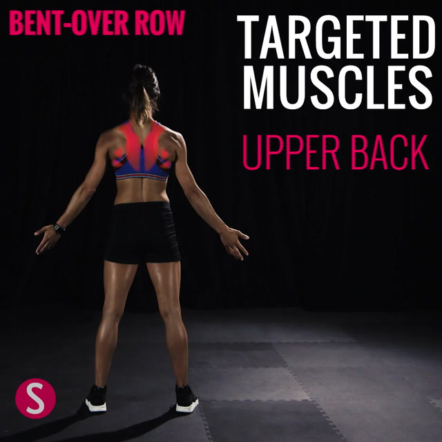 One Move, Many Muscles: Bent-Over Row