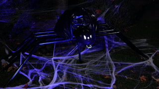 Jeepers Creepers! This DIY Giant Spider Is Just the Thing for Your Yard