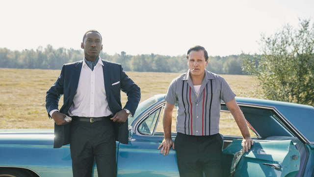 Why are people up in arms over 'Green Book'?