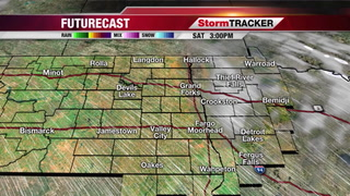 Mostly Sunny, But Windy & Cold Today