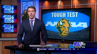 NDSU wrestling ready for a tough test