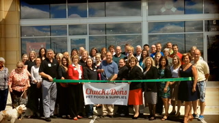 Chuck & Don's grand opening in Woodbury