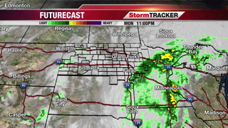 StormTRACKER Evening Forecast