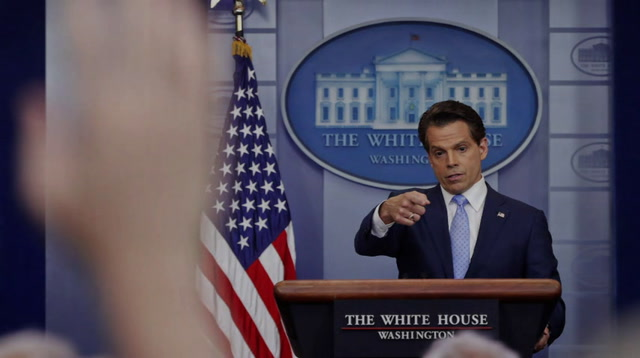 Anthony Scaramucci Out at White House