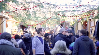Thousands turnout to support local businesses at Duluth Winter Village
