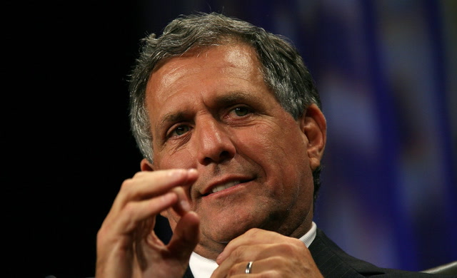 Who is Leslie Moonves?