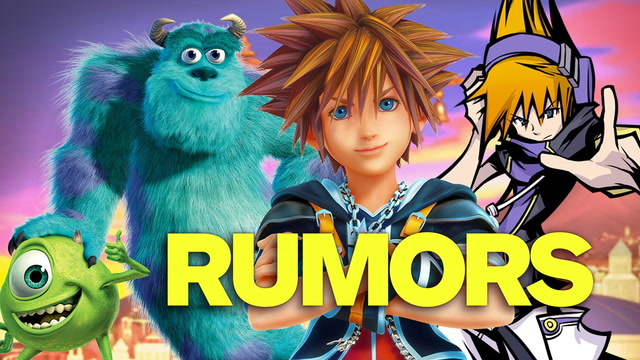 Analyzing Three Kingdom Hearts 3 Rumors