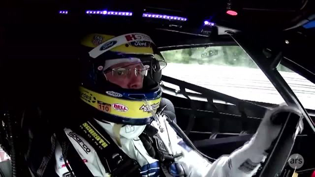 Pre-race chat with Le Mans winner Joey Hand | Ars Technica