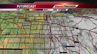 Clouds Clearing Some This Afternoon, Cooler Today