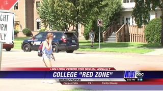 First few weeks of college most dangerous for freshman women