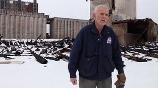 Globe Elevator owner recalls devastating fire