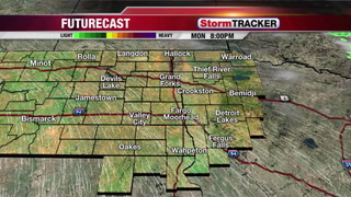 StormTRACKER Forecast: Quiet Today