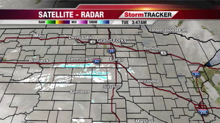 StormTRACKER Weather: Light Snow