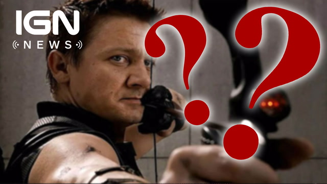 Hawkeye's Still Missing from the Avengers: Infinity War Trailer - IGN News