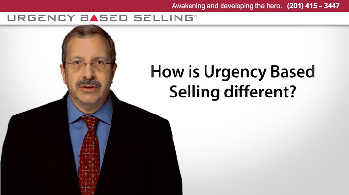 How is Urgency Based Selling different? | Andy Gole