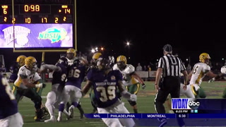 Still room to improve for NDSU after win at Western Illinois