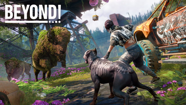 Is Far Cry New Dawn Weird Enough? - Beyond 579
