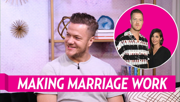 Imagine Dragons' Dan Reynolds Says He and Pregnant Wife Aja Volkman Are 'Doing Great' After 7-Month Split