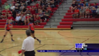 H.S. Volleyball Sheyenne powers past Shanley, North defeats rival South