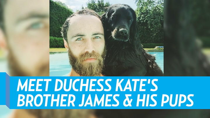 James Middleton Thanks His Dog Ella for Getting Him Through 'Insufferable Darkness' on World Mental Health Day