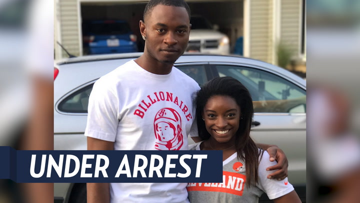 Simone Biles' Boyfriend Stacey Ervin Jr. Seemingly Alludes to Her Brother Tevin Biles-Thomas' Arrest