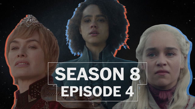 'Game of Thrones' Season 8, Episode 4: Will Daenerys Targaryen turn into a mad queen?