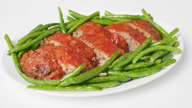 The Ultimate Meatloaf