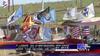 Members of the Spirit Lake Nation weigh in on pipeline protests
