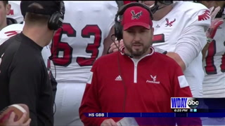 Eastern Washington head coach leaves for Cal