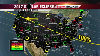 Partial Solar Eclipse Forecast
