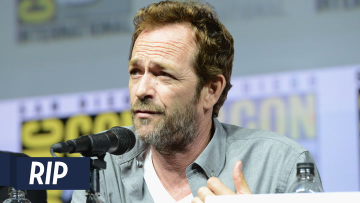 'Riverdale' Dedicates the Series' Remaining Episodes to Late Star Luke Perry: 'Our Heart, Always'