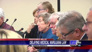 Newly passed marijuana law could be delayed