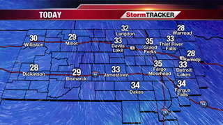 StormTRACKER Forecast: Mild Day Ahead!