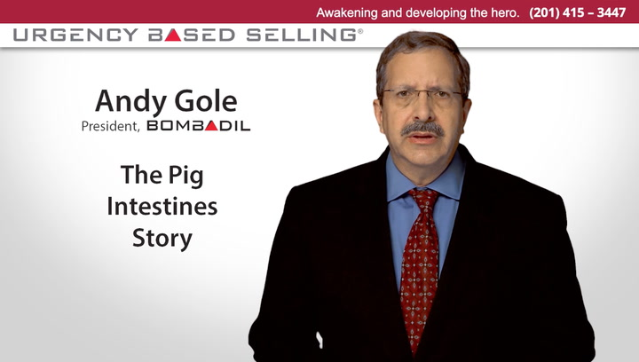 The Pig Intestines Story | Andy Gole