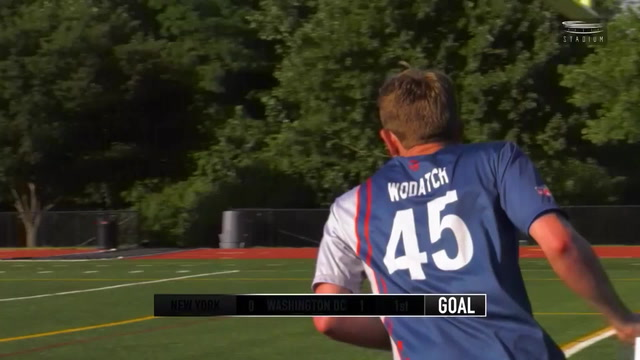 The AUDL Highlights: DC Breeze Down New York Empire