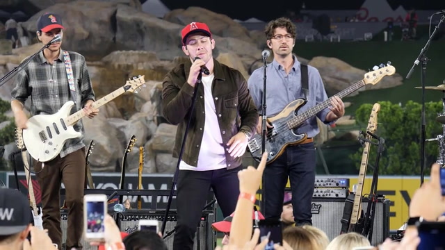 Angels Weekly: Nick Jonas puts on Strike Out Slavery concert