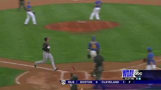 Alexander dominant as RedHawks top Sioux Falls