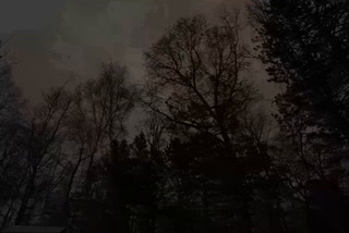 December Moon Time Lapse