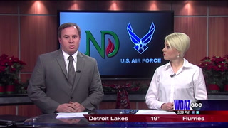 UND partners with Air Force to help airmen get degrees