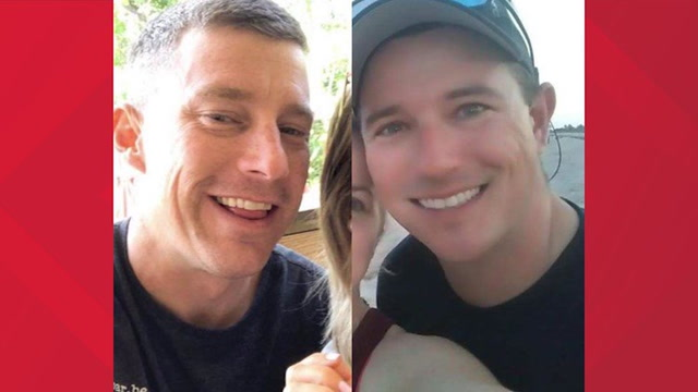 Massive search underway for two missing firefighters in Florida