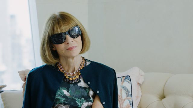 Vogue's Anna Wintour Reflects on New York's Spring 2018 Collections